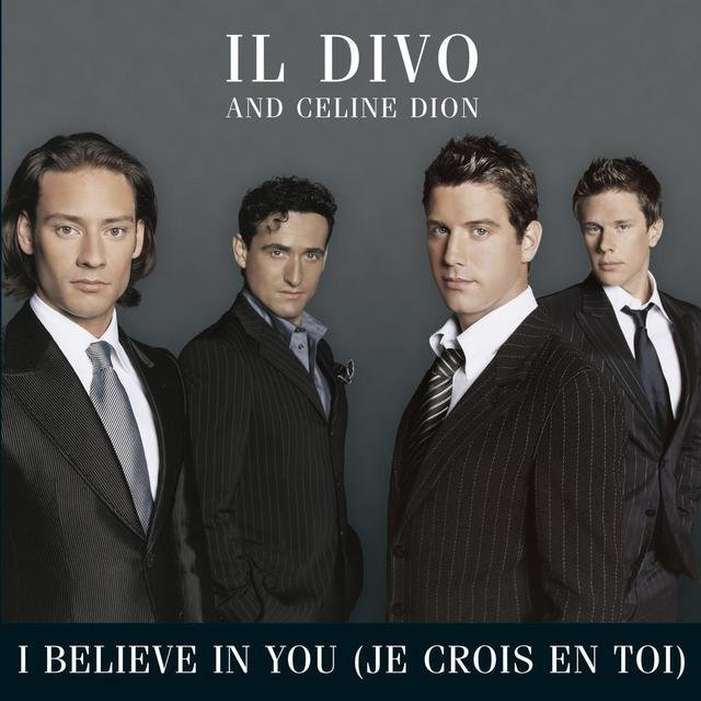 I Believe In You (Je Crois En Toi)