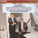Mozart: Sonata (Duo) for Bassoon and Cello in B flat, K.292 - 1. Allegro