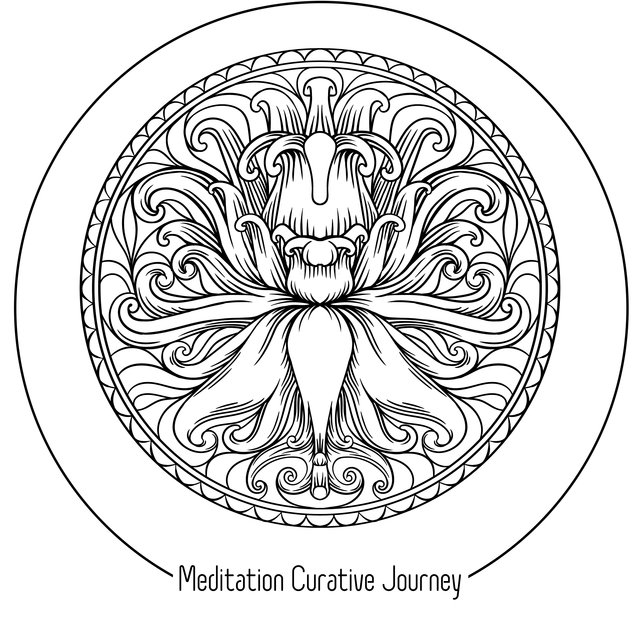 Meditation Curative Journey - Soothing Music for Buddhist Meditation Rituals and Yoga Practice