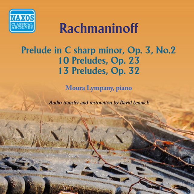 Rachmaninov: The 24 Preludes
