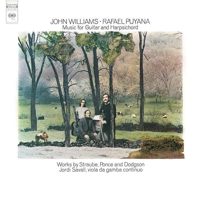 John Williams & Rafael Puyana: Works by Straube, Ponce and Dodgson