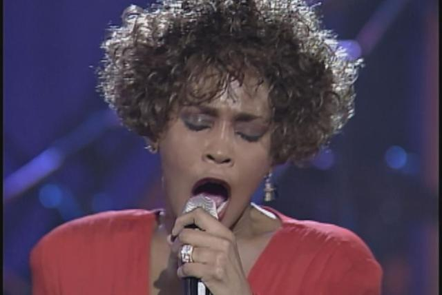 All the Man That I Need (Live from Welcome Home Heroes with Whitney Houston)