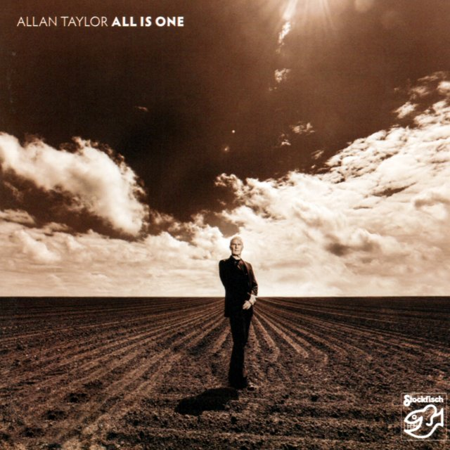 Cover art for album All Is One by Allan Taylor
