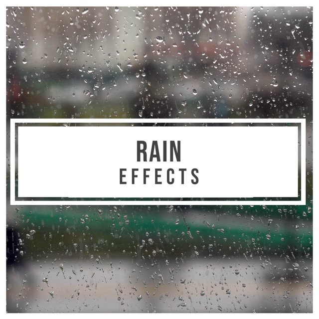 Natural Rain Background Effects