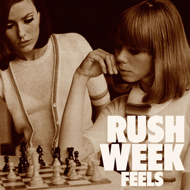 Cover art for album  by Rush Week