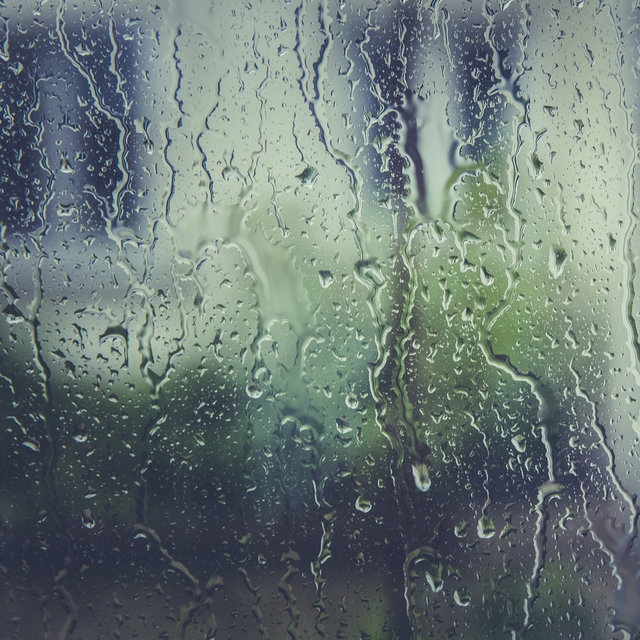 Soft Rain Sounds For Yoga Training