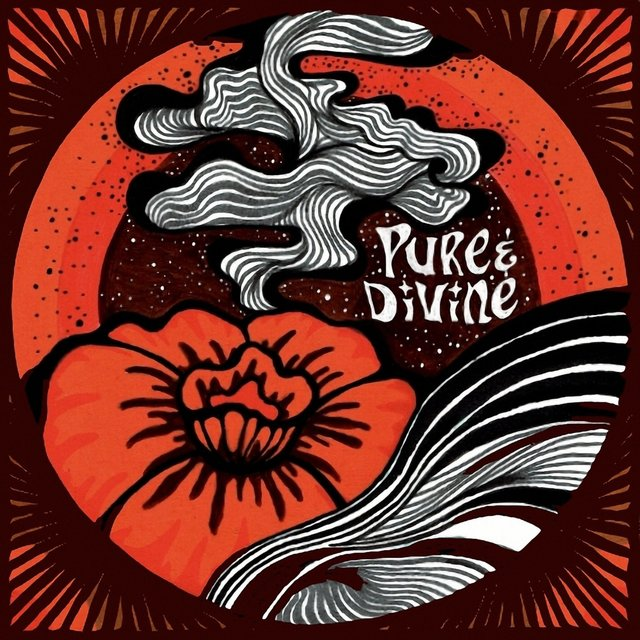 Cover art for album Pure & Divine Ep Burning Soundz by Burning Soundz