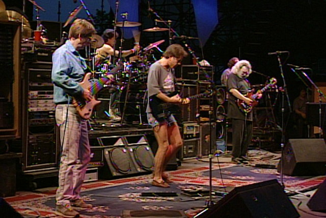 Let It Grow (Live at Buckeye Lake Music Center, Hebron, OH, 6/9/1991)