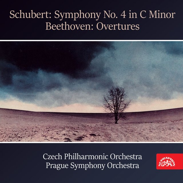 Schubert: Symphony No. 4 in C Minor - Beethoven: Overtures
