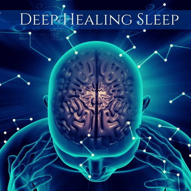 Deep Healing Sleep: Hz Delta Brain Waves, Binaural Beats & REM Sleep Music