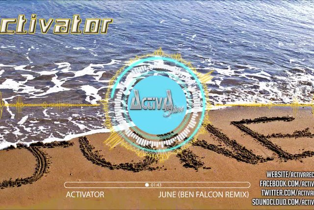 Activator - June (Ben Falcon Remix) - Official Preview (Activa Shine)