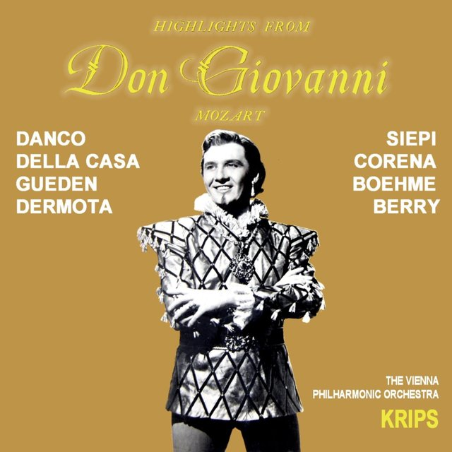 Highlights From Don Giovanni