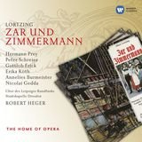 Zar und Zimmermann · Komische Oper in 3 Akten (1995 Remastered Version): Ouvertüre (Orchester)