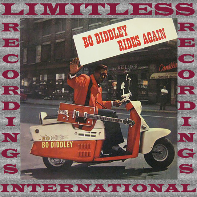Bo Diddley Rides Again