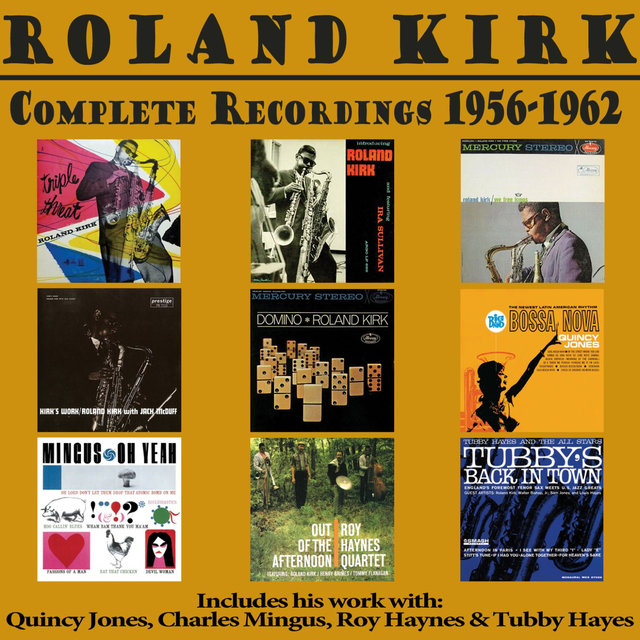 Complete Recordings 1956-62