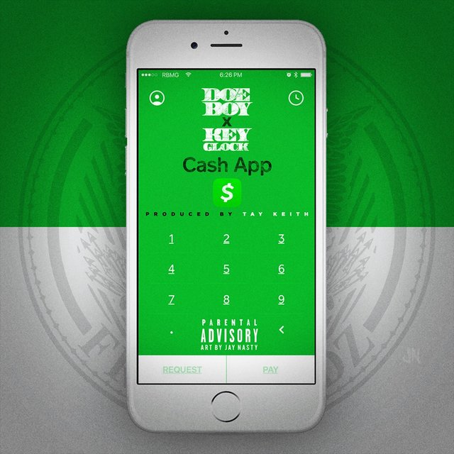 Cash App (feat. Key Glock)