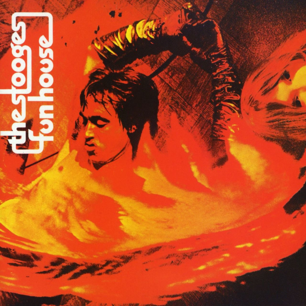 Iggy Pop Album Covers Best funhouse / the stooges tidal