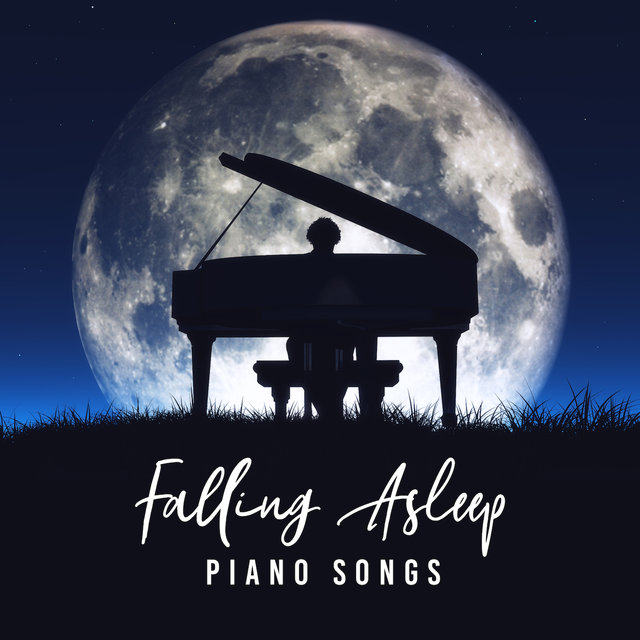 Falling Asleep Piano Songs: 15 Piano Jazz Soothing Tracks for Perfect Sleep, Fight with Insomnia & Stress, Music for Everyone, Who Wants Sleep Softly
