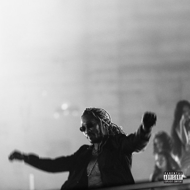 Cover art for album High Off Life by Future