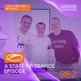 Sunset On Ibiza (ASOT 862)