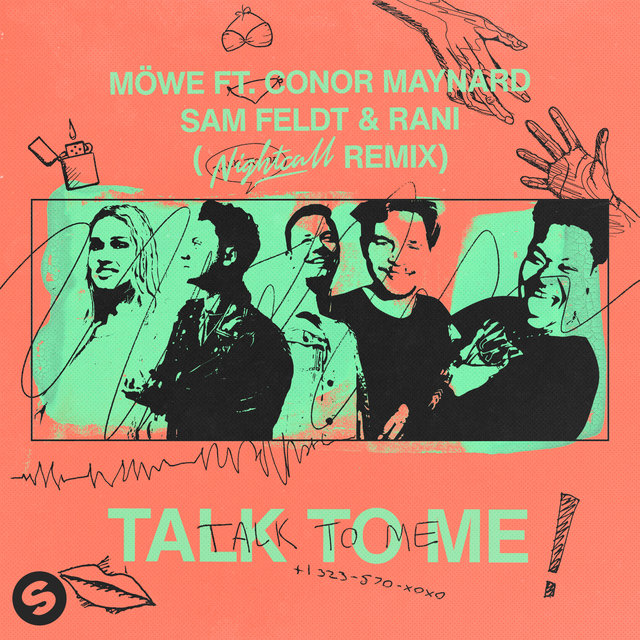 Talk To Me (feat. Conor Maynard, Sam Feldt & RANI) [Nightcall Remix]