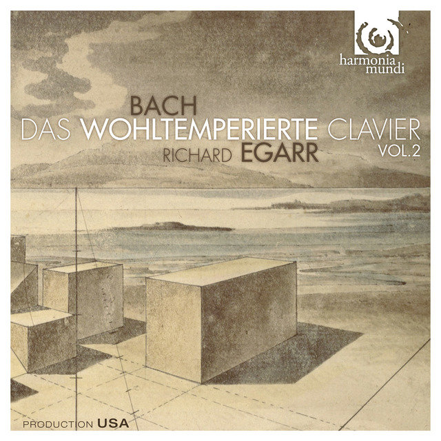 Bach: The Well-Tempered Clavier, Book 2, BWV 870-893