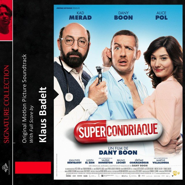 Supercondriaque (Original Score)