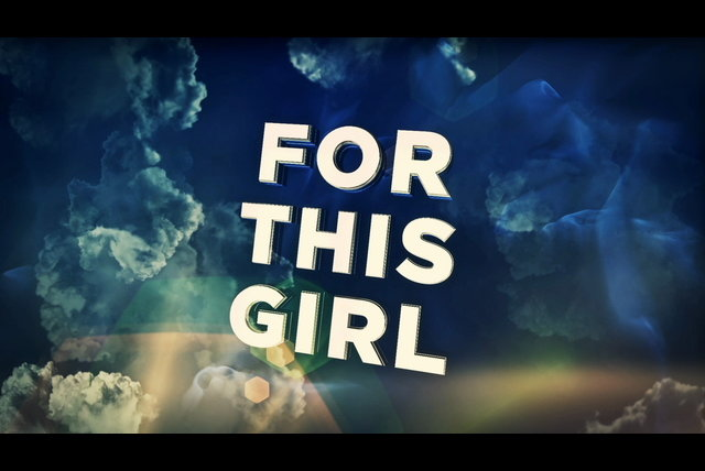 This Girl (feat. Eva Simons & T.I.) (Lyric Video)