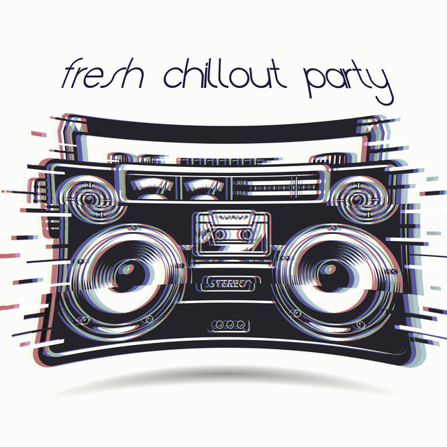 Fresh Chillout Party - Hot Rhythm for Dance, Positive Vibrations, Chillout Lounge, Ibiza, Night Party, Positive Energy