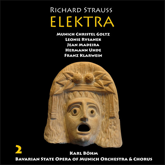 Strauss: Elektra, Vol. 2 [1955]