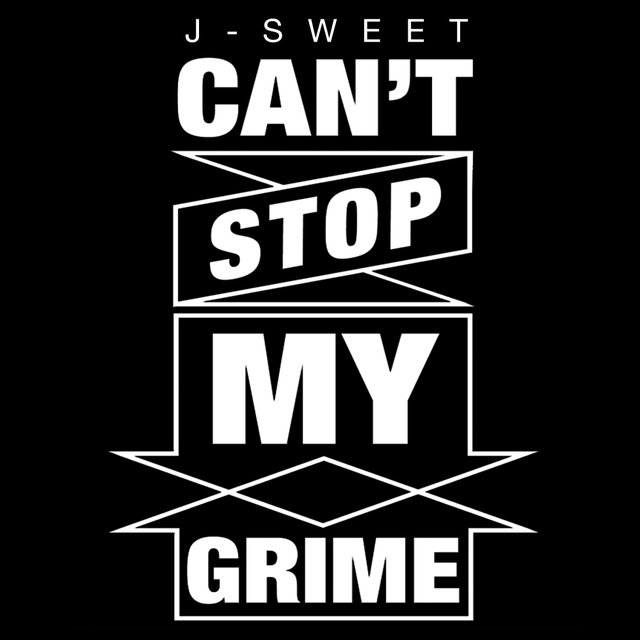 Can't Stop My Grime - EP