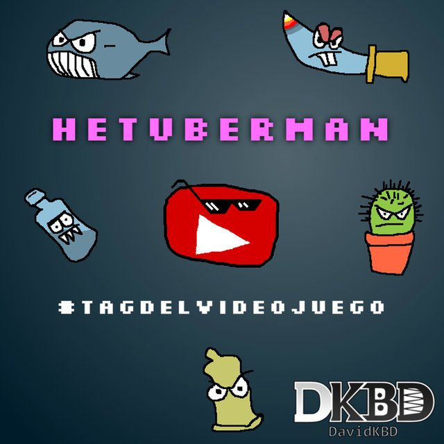 Hetuberman (Original Game Soundtrack)