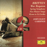 Hymn to St. Cecilia, Op.27 - Britten: Hymn to St. Cecilia (1942), Op.27 - O ear whose creatures