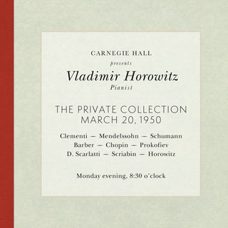Great moments of vladimir horowitz live at carnegie hall vladimir vladimir horowitz live at carnegie hall recital march 20 1950 clementi mendelssohn schumann barber chopin prokofiev scarlatti stopboris Choice Image