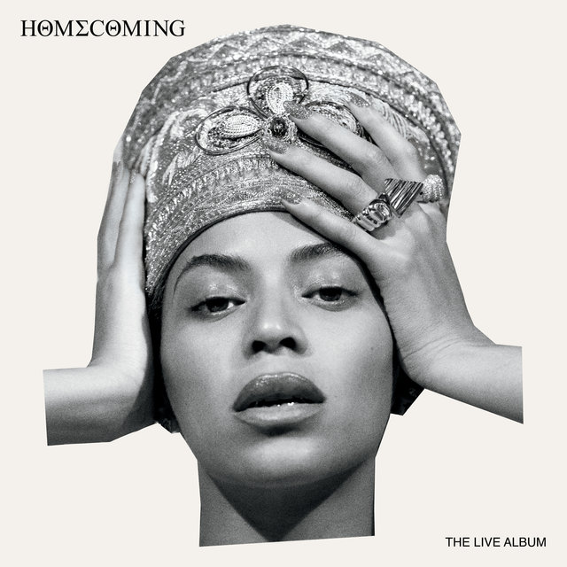 Cover art for album HOMECOMING: THE LIVE ALBUM by Beyoncé