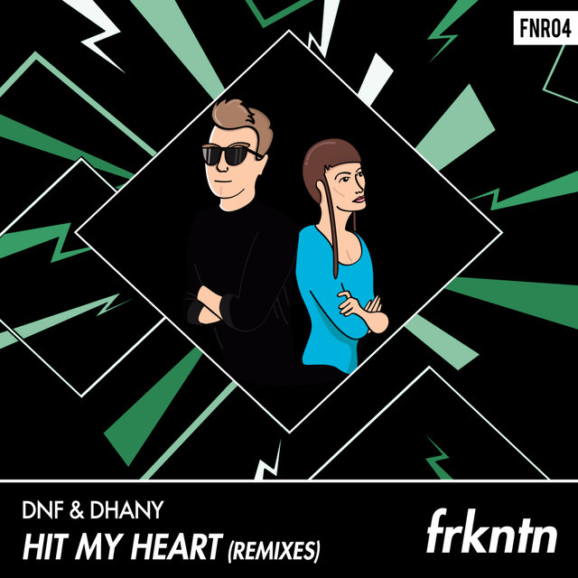 Hit My Heart (Remixes)