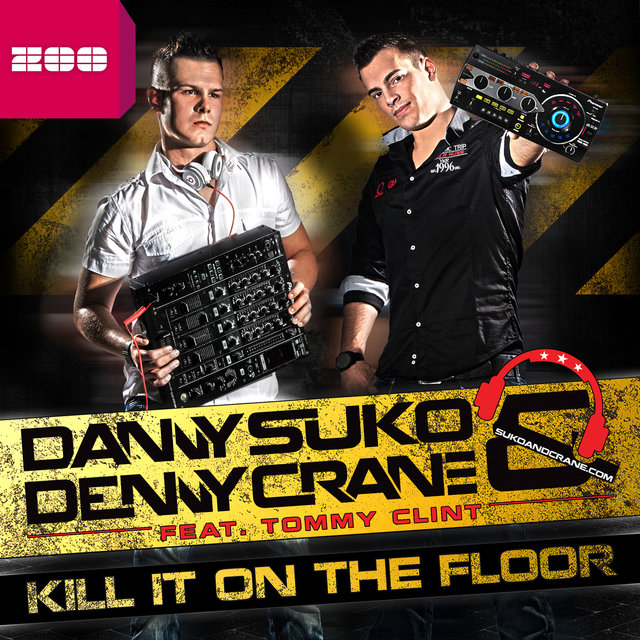 Kill It On the Floor (feat. Tommy Clint) (Remixes)