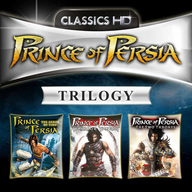 Prince of Persia Trilogy (Original Game Soundtracks)