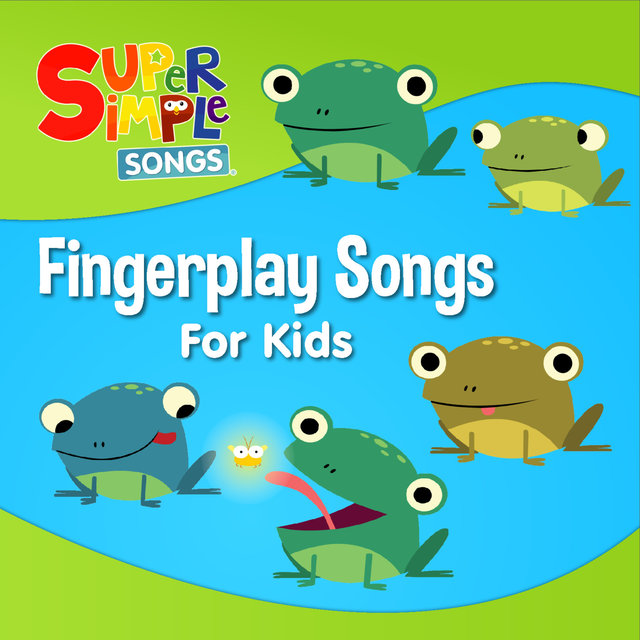 Fingerplay Songs for Kids
