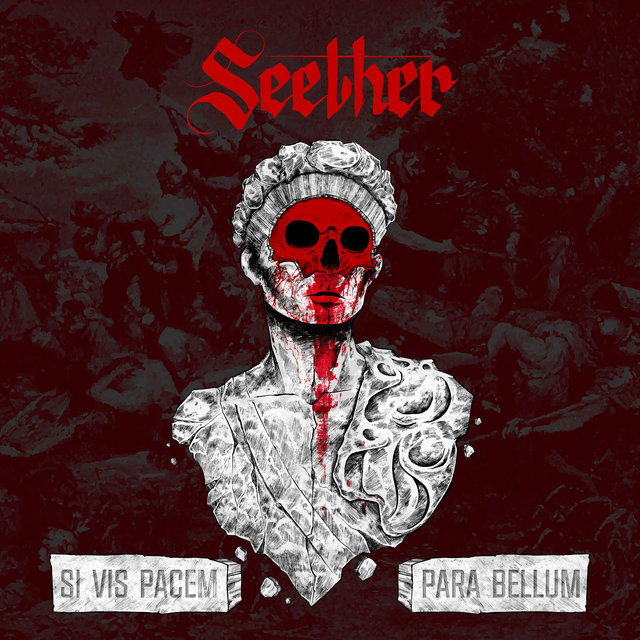Cover art for album Si Vis Pacem, Para Bellum by Seether