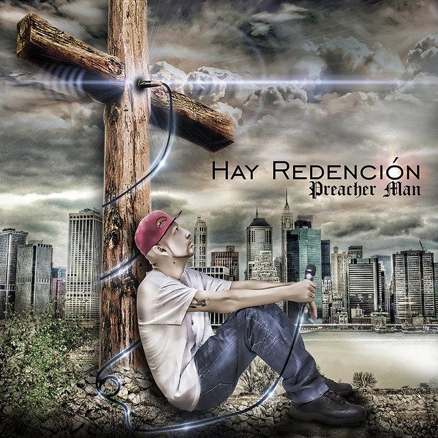 Cover art for album Hay Redención by Preacher Man