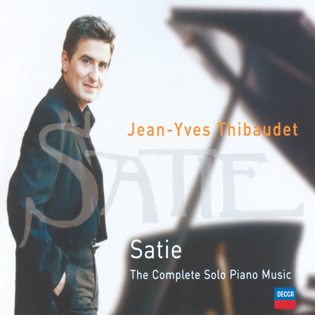 Satie: The Complete solo piano music (5 CDs)