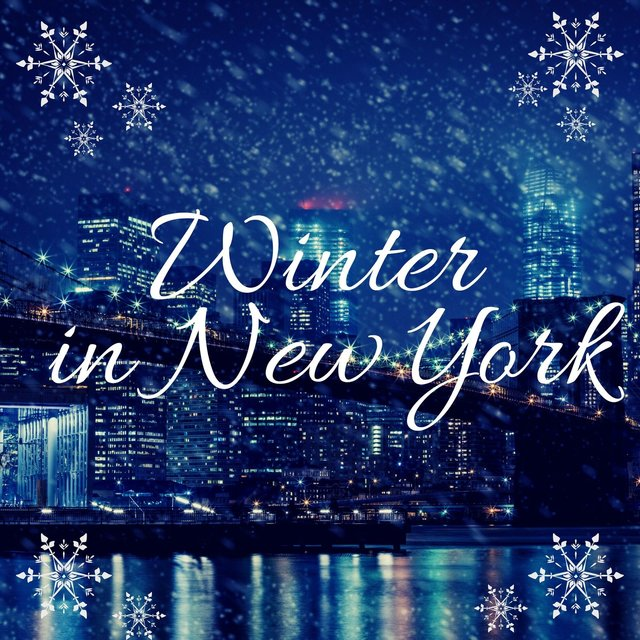 Winter in New York: Smooth Perfect Bossa Nova Jazz Music