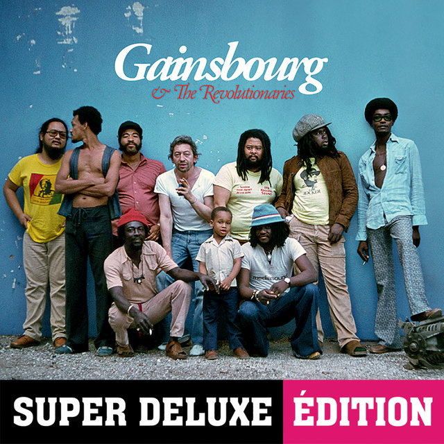 Gainsbourg & The Revolutionaries