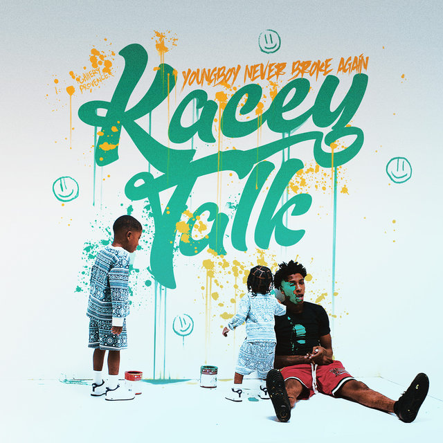 Cover art for album Kacey Talk by YoungBoy Never Broke Again