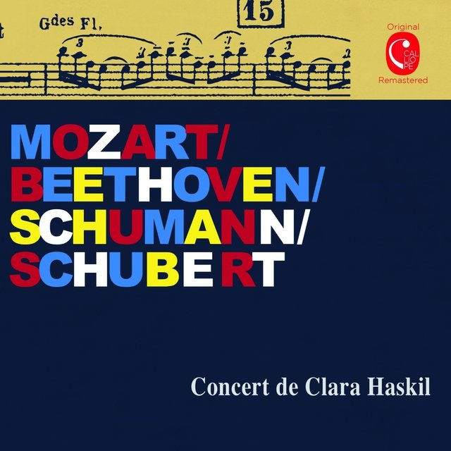 Mozart: 9 Variations on a Minuet by Duport, K. 573 - Beethoven: Piano Sonata No.18, Op. 31 No. 3 - Schuman: Kinderszenen, Op. 15 & Schubert: Piano Sonata No. 16, Op. 42, D. 845