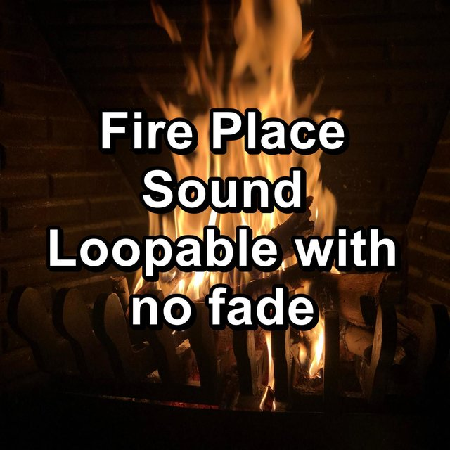 Fire Place Sound Loopable with no fade