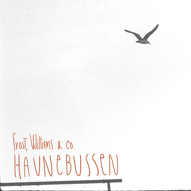 Cover art for album Havnebussen by Frost, Williams & Co.