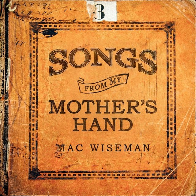 Songs From My Mother's Hand
