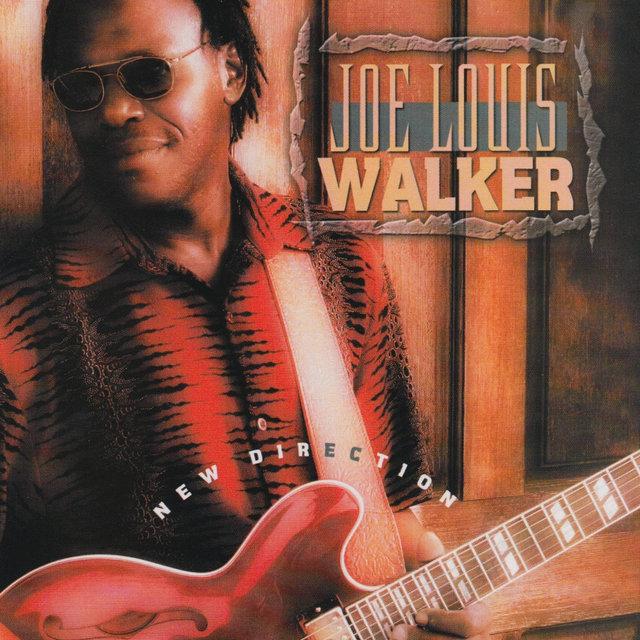 Cover art for album New Direction by Joe Louis Walker